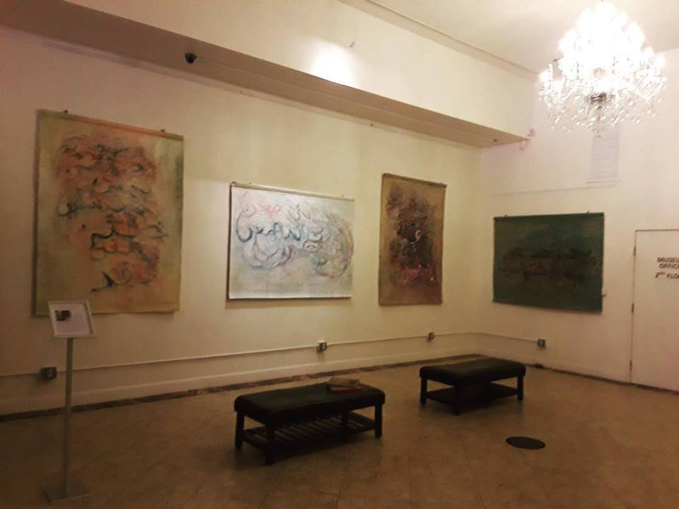 International art museum