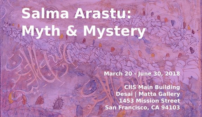 Salma Arastu's Myth and Mystery: